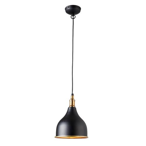 Dickens Black Pendant Light 69778
