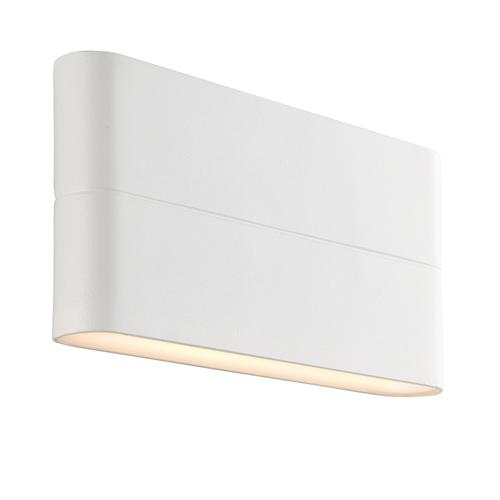 Hanford Outdoor LED White Wall Light 69930