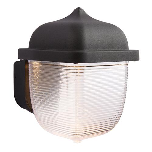 Heath Outdoor LED Black Wall Light 70191