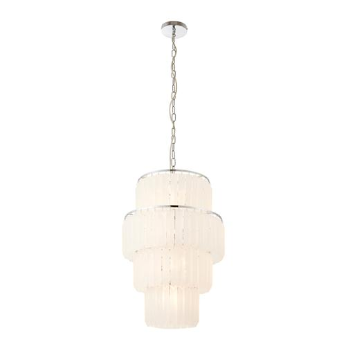 70669 Selina 10 Light Ceiling Pendant