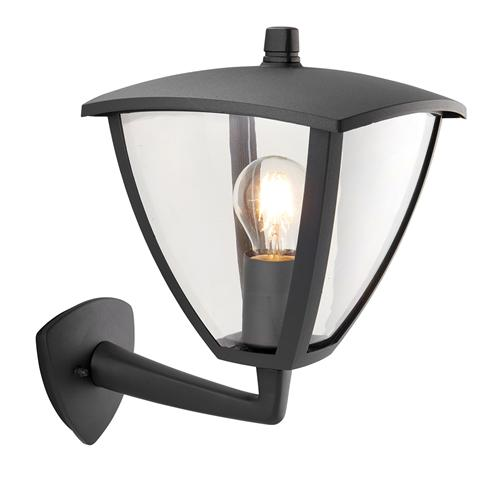 Seraph Outdoor Grey Wall Light 70695 The Lighting Superstore