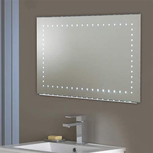 Bathroom Led Sensor Mirror El Kalamos The Lighting Superstore