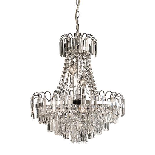 Amadis Crystal Glass Ceiling Light 96826-Ch