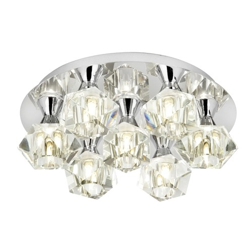 Flush Ceiling Light Arietta-7Pch