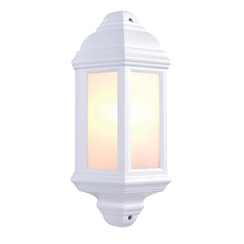 Half Wall Lights : Halbury Half Lantern Wall Light 64664 The Lighting Superstore