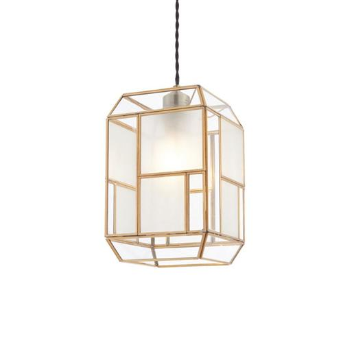 Chatsworth Non Electric Solid Brass Shade 73300