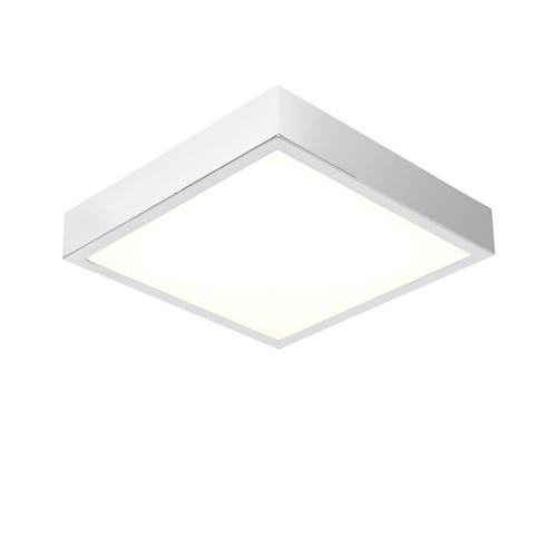 cubita flush led bathroom ceiling light 72457 - Led Bathroom Ceiling Lights