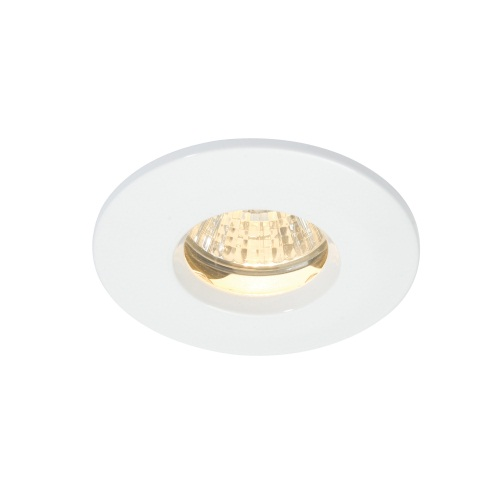 Storm White Recessed Downlight DL805W