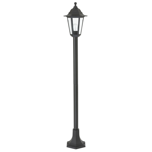 Bayswater Black Outdoor Post Light El-40047
