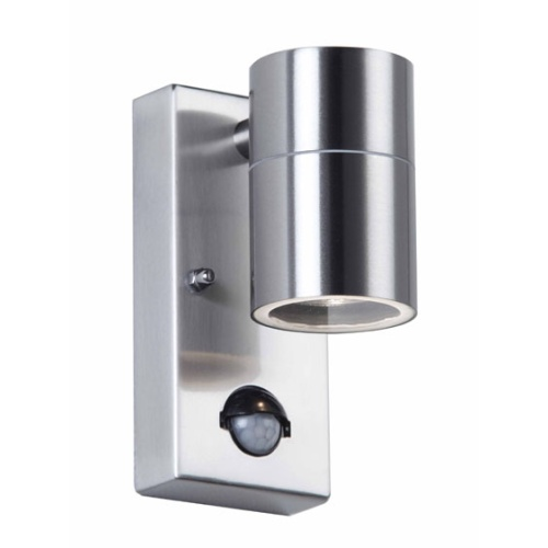 Security lights pir sensor lights the lighting superstore outdoor pir wall light el 40063 workwithnaturefo