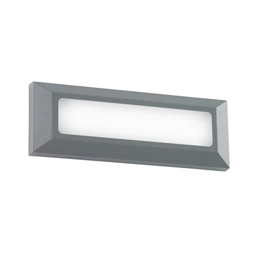 Severus Rectangular Surface Mounted LED Outdoor Guide Light