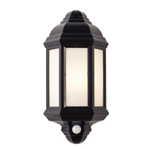EL-40115 Halbury Outdoor PIR Wall Light