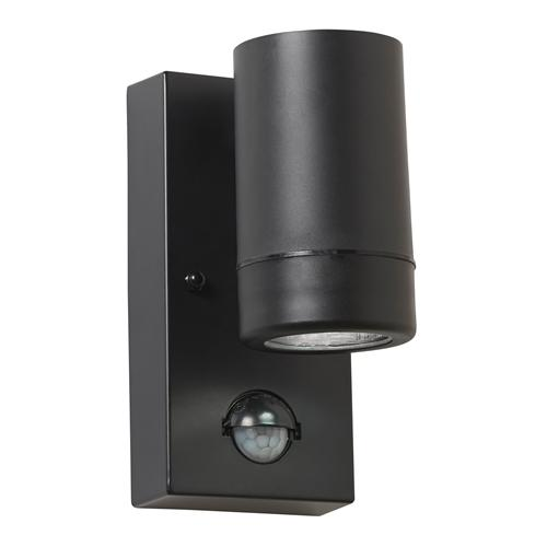 Security lights pir sensor lights the lighting superstore icarus pir sensor led spotlight el 40122 aloadofball