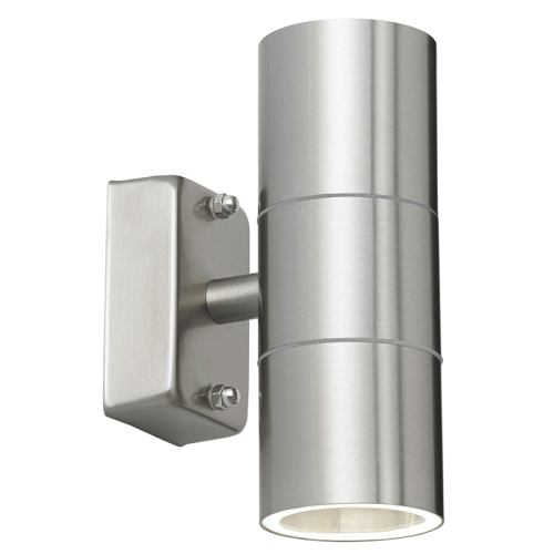 Outdoor Stainless Steel Wall Light El 40095 The Lighting
