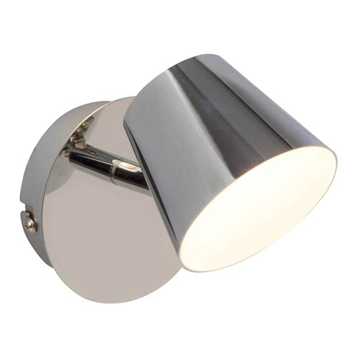 Torsion LED Chrome Wall Light G3221015