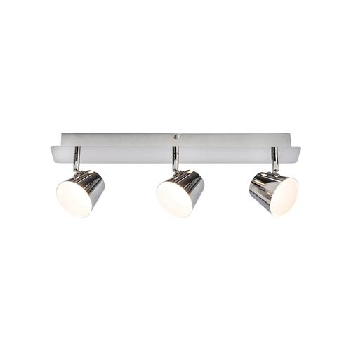 G3223015 Torsion LED Triple Ceiling Light