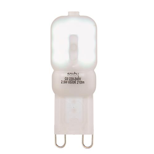 G9 LED Smd Dimmable 2.5W Cool White 76791