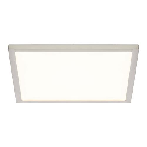 Ceres LED Satin Nickel Square Ceiling Light G9446213