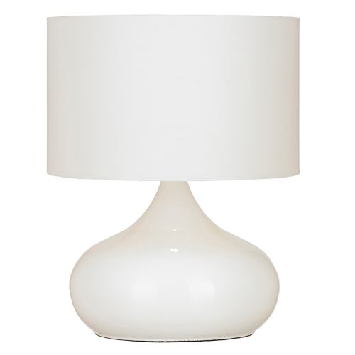 HOMERTON-TLWH Touch Table Lamp