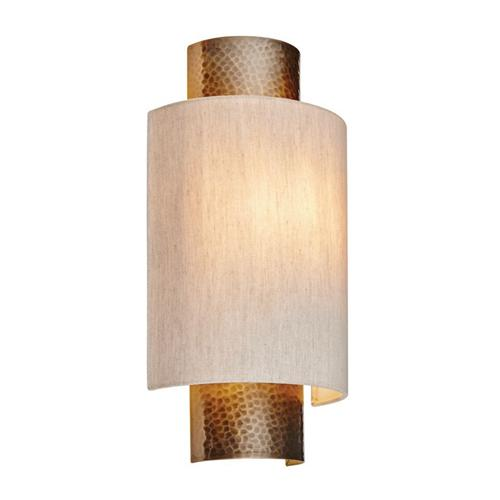 Indara Aged Bronze Wall Light 71308 The Lighting Superstore