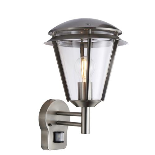Inova PIR Outdoor Wall Light 49945
