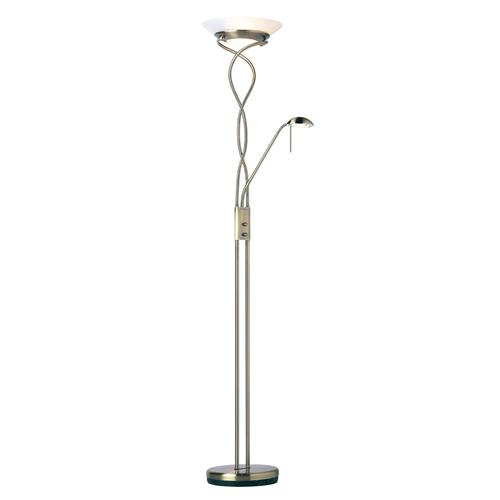 Monaco mother and child floor lamp the lighting superstore for Off set floor lamp