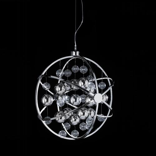 Muni Large LED Spherical Pendant Light