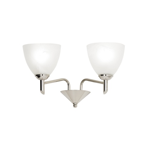 Wall Light Nickel Neeson-2Wbsn