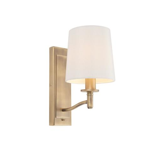 Ortona antique brass wall light 70246 the lighting superstore ortona antique brass wall light 70246 aloadofball Choice Image