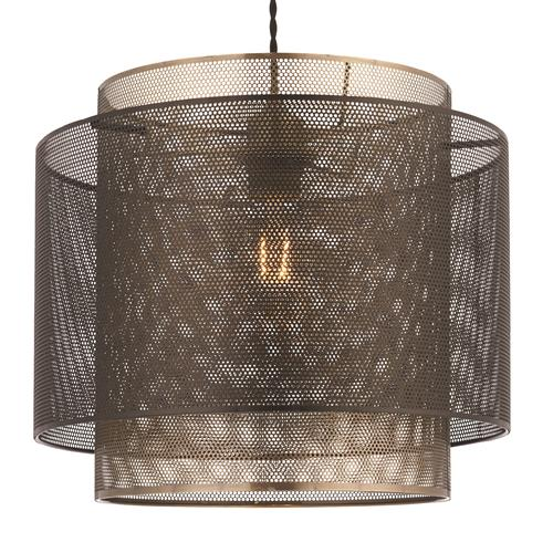 Plexus Small Two-Toned Non Electric Shade 72829