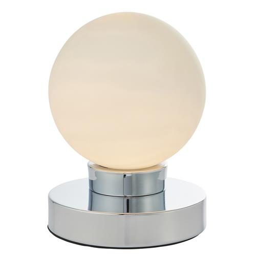 Ratio Chrome Plate Touch Table Lamp 78024