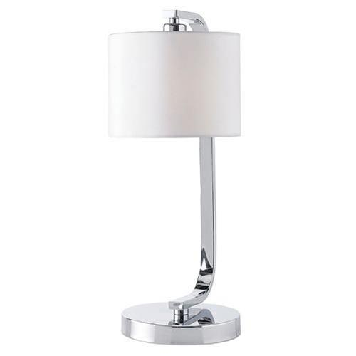 Table Lamp Polished Chrome CANNING-TLCH