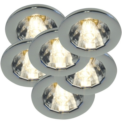 Halo Star 6 Pack Downlights 154 60 19