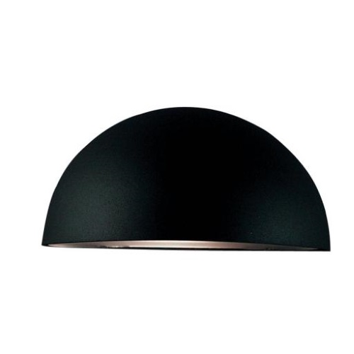 Scorpius Maxi Black Finish Wall Light 21751003