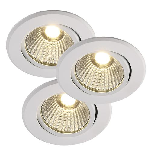 Regnar Dimmable LED 3 Pack Spot Lights 54240101