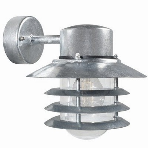 Vejers Galvanized Wall Light 7446 10 31