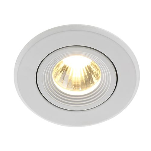 Gorm Dimmable Fixed Recessed LED Spot Light 90010001