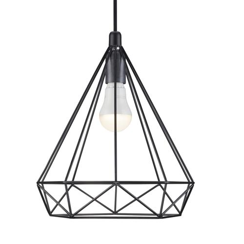 84873003 Aire Wire Cage Ceiling Pendant