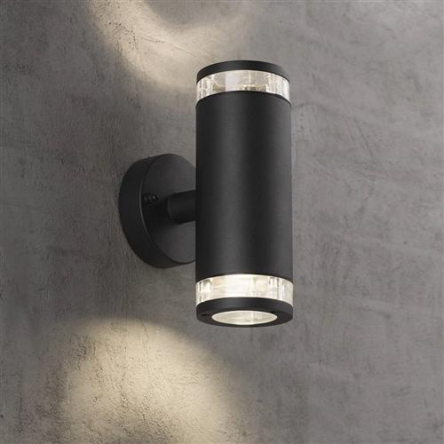 Birk Cylindrical Outdoor Wall Light 45501003
