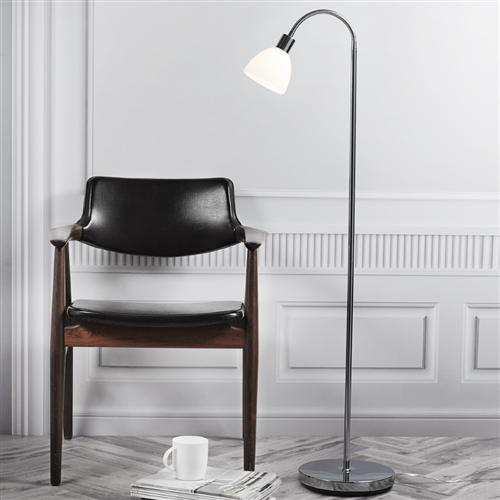 Ray Single Flexi-Neck Floor Lamp 63214033