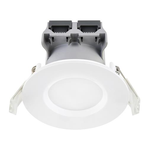 Clarkson LED Cool White 3 Pack Round White Downlights 47880101