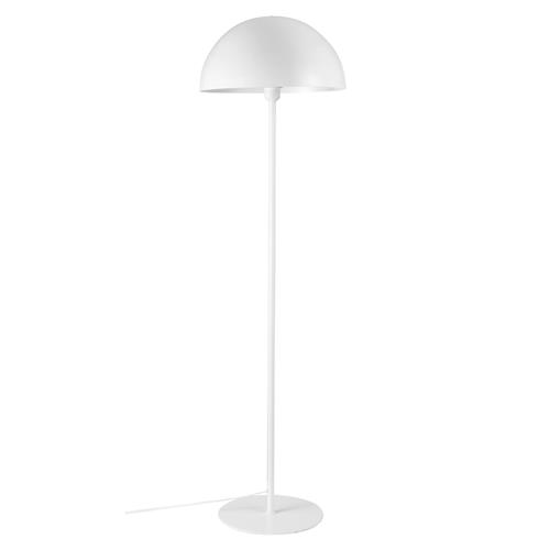 Ellen White Finished Floor Lamp 48584001