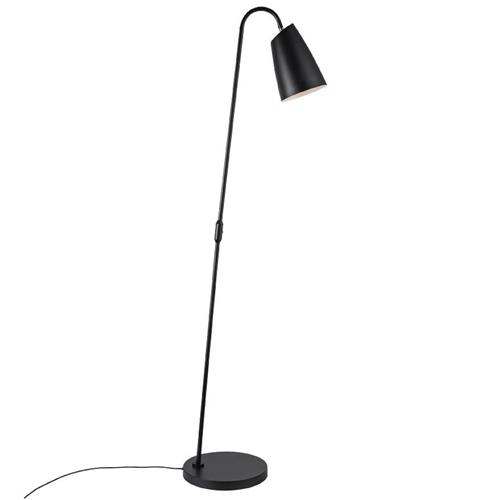 Sway Design For The People LED Black Floor Lamp 48234003