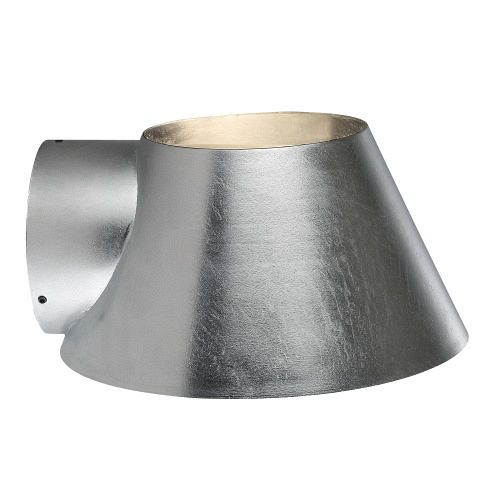 View Galvanized Outdoor Wall Light 7871 10 31