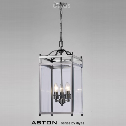 IL31102 Aston Ceiling Mounted Lantern