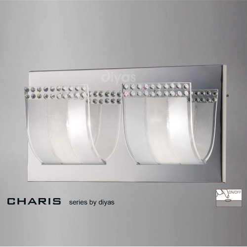 IL31291 Charis Double Wall Light