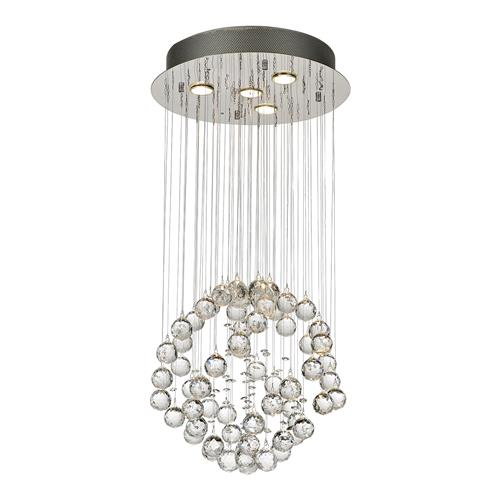 Colorado Crystal Sphere 4 Light Pendant IL30780