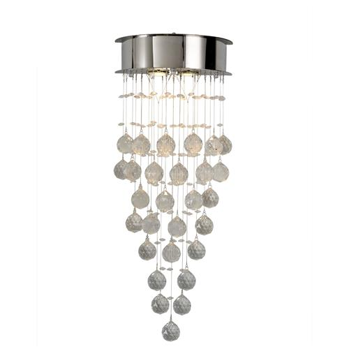 Colorado Crystal Wall Light Il30786