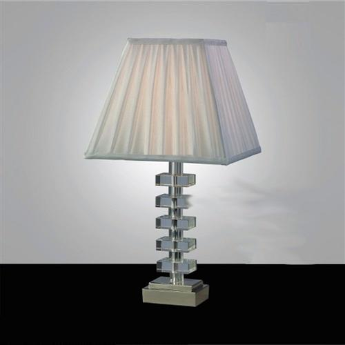 Dusit Crystal Table Lamp Il11005+Ils20232