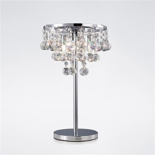 lamps crystal table lighting the lamp led superstore galaxy products